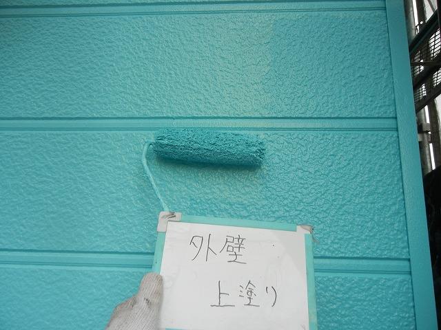 メーカー規定の3回塗りを確実に行い、塗布量も守り、期待耐久年数を実現させます