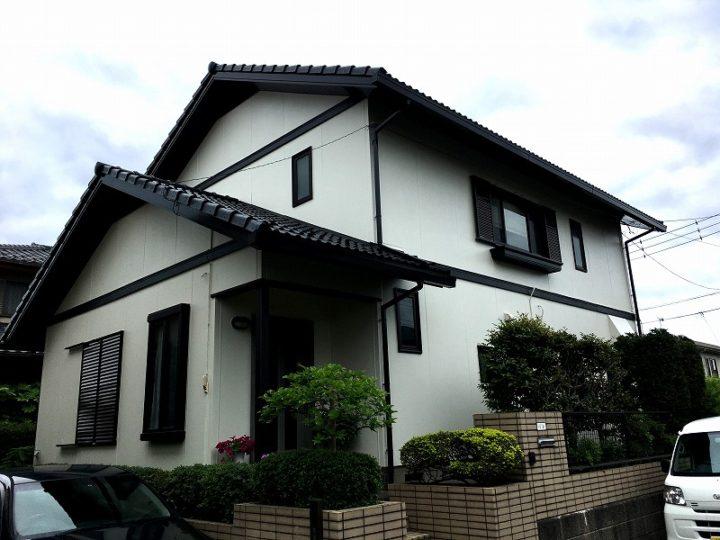 外壁塗装・屋根塗装 鶴ヶ島市