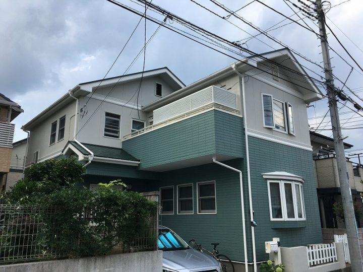 外壁塗装・屋根塗装狭山市