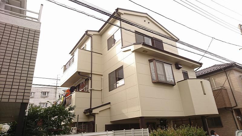 鶴ヶ島市外壁塗装・屋根塗装