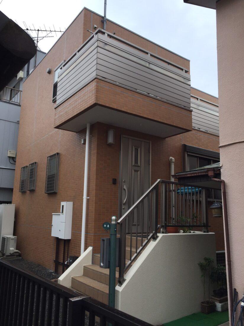 外壁屋上防水工事 志木市