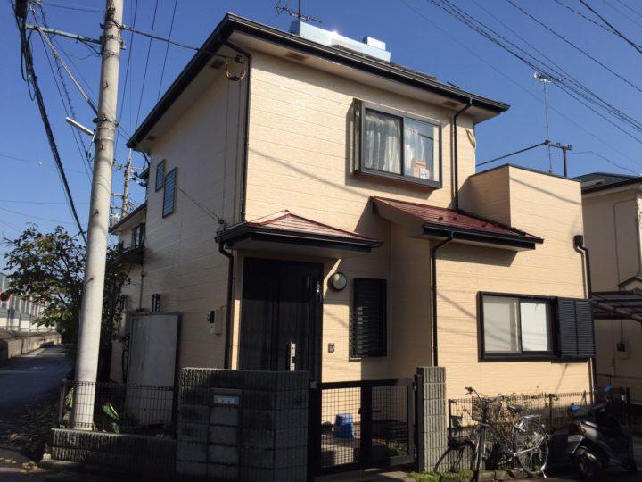 外壁塗装・屋根塗装 F様邸