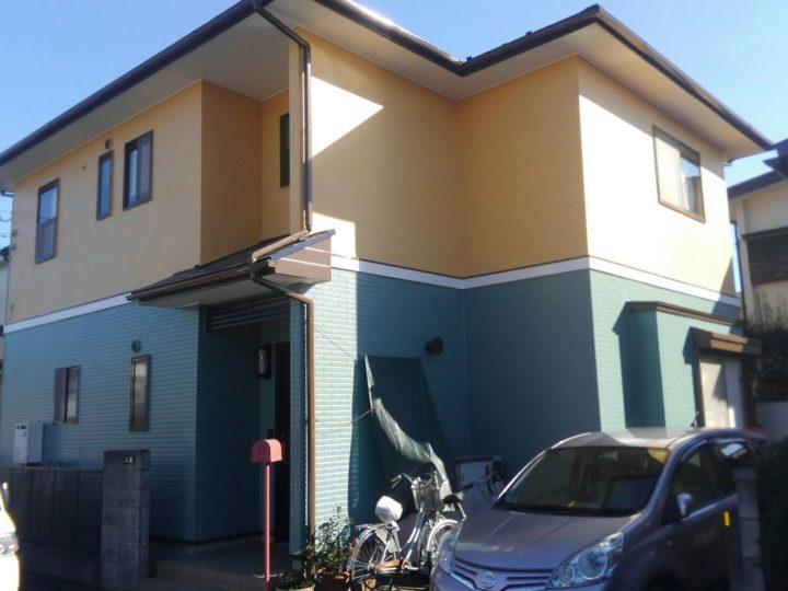 日高市外壁塗装・屋根塗装