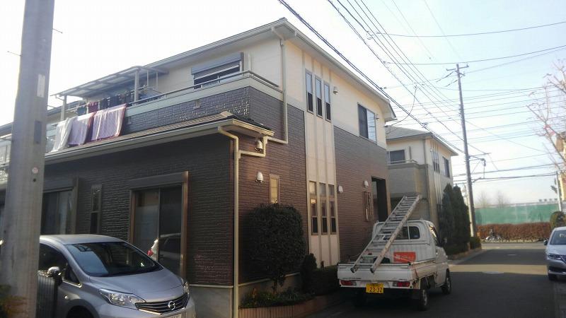 外壁塗装・屋根塗装坂戸市
