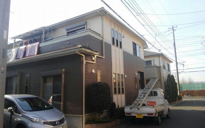外壁塗装・屋根塗装 N様邸