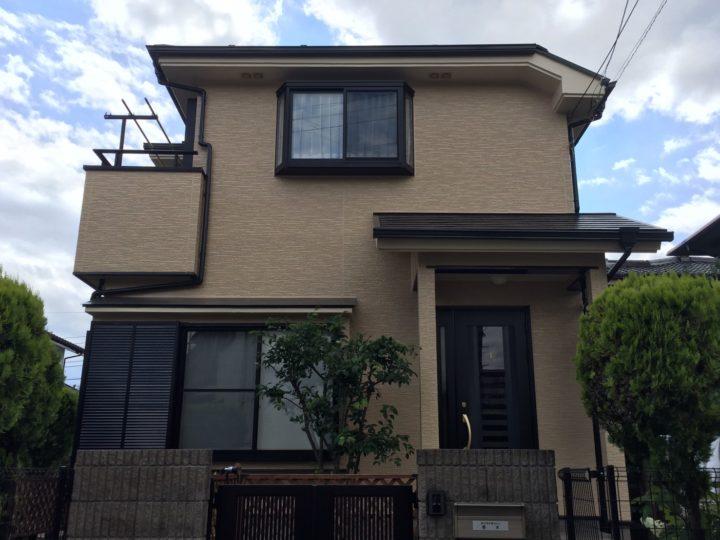 屋根・外壁塗装工事 狭山市T様邸