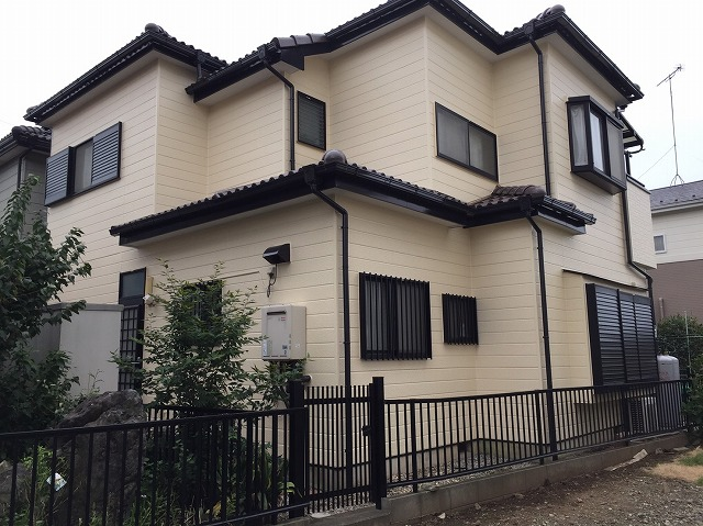 屋根外壁塗装 東松山市
