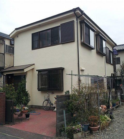 ふじみ野市 屋根・外壁塗装 S様邸 プレミアムプラン