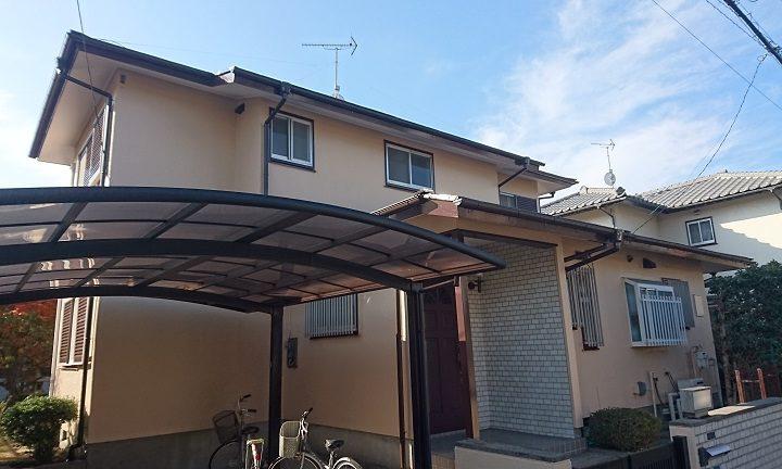 外壁塗装・屋根塗装 Y様邸