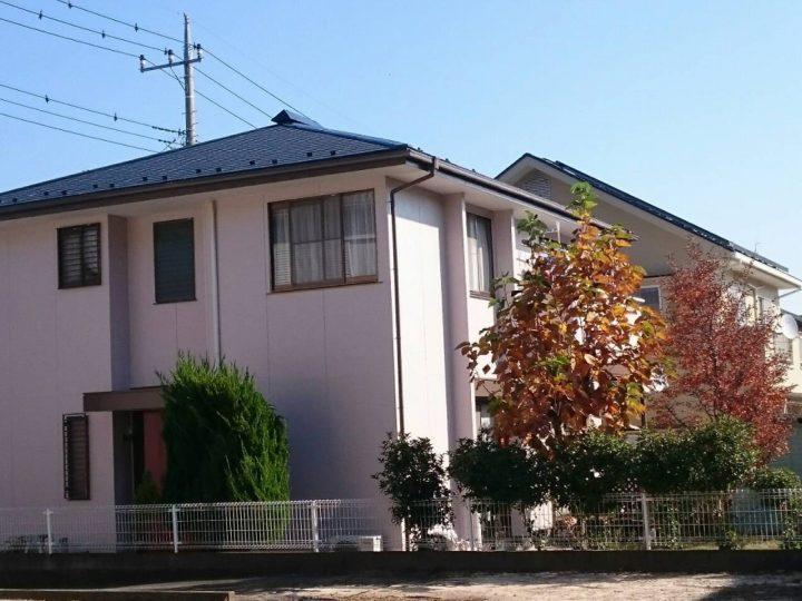 東松山市屋根・外壁塗装