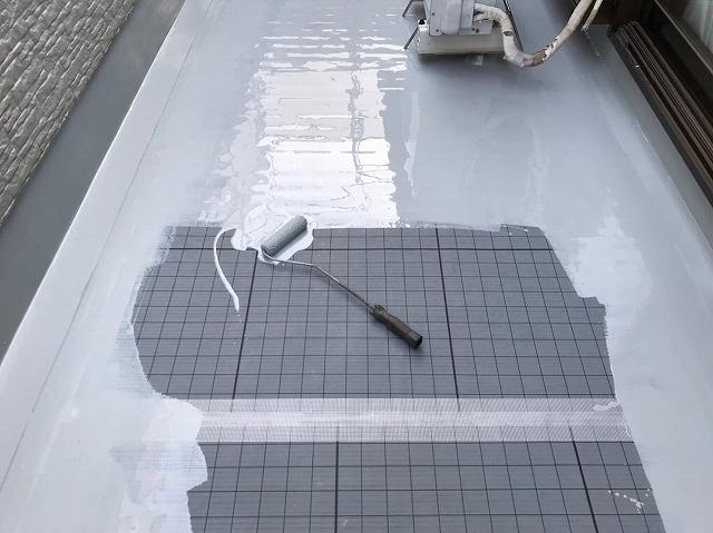 ベランダ床防水