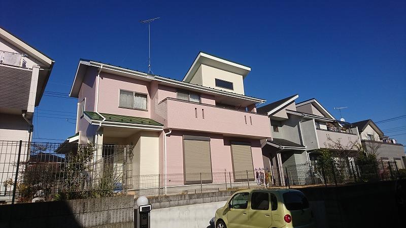 外壁塗装・屋根塗装 毛呂山町