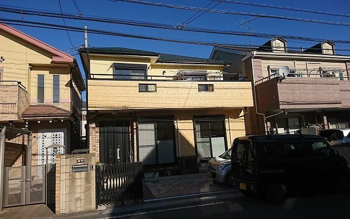 屋根・外壁塗り替え工事 川越市T様
