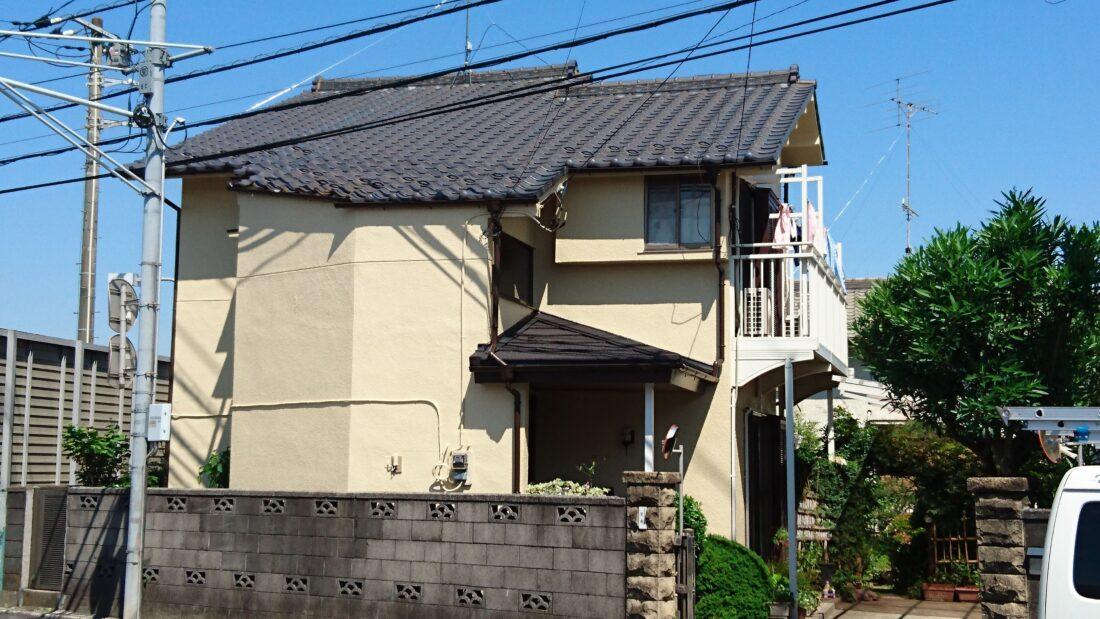 屋根工事・外壁塗装川越市