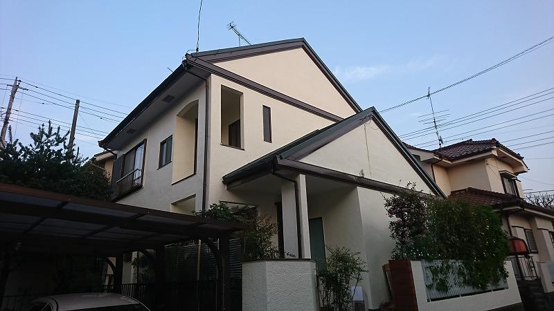 屋根工事・外壁塗装 東松山市