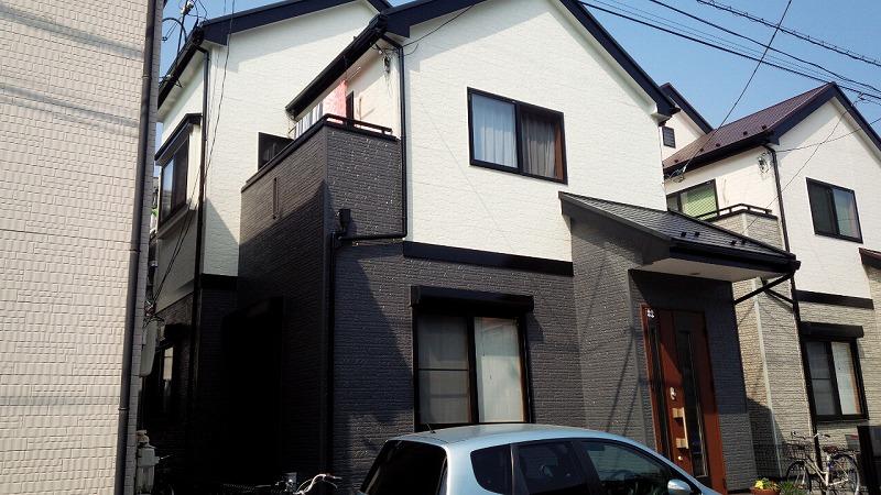 ふじみ野市上福岡 外壁塗装 屋根塗装