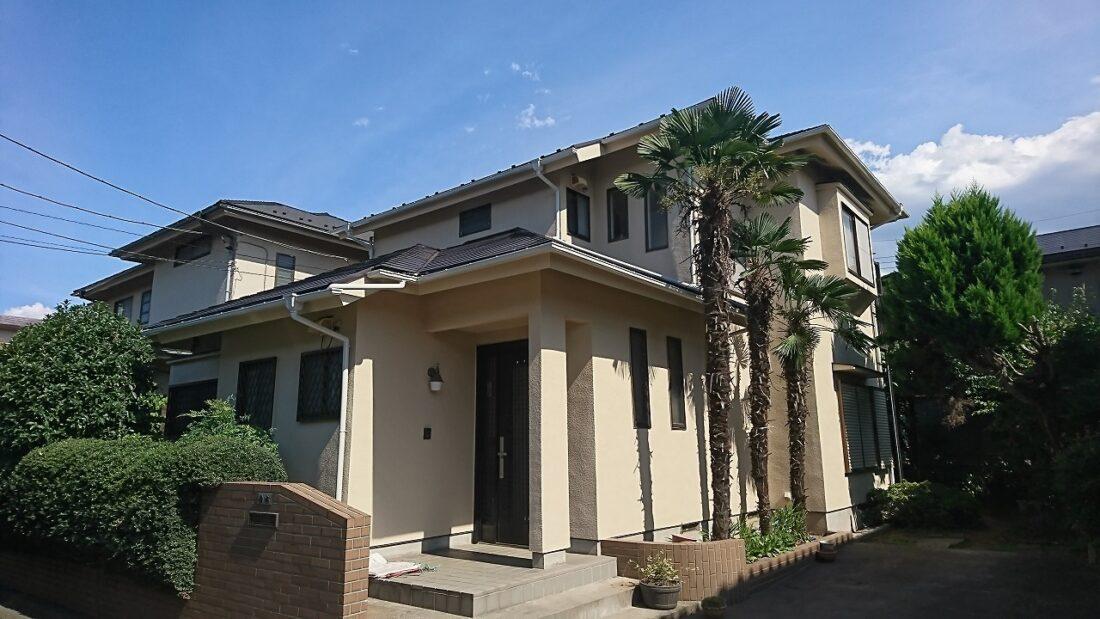 川越市外壁塗装屋根塗装