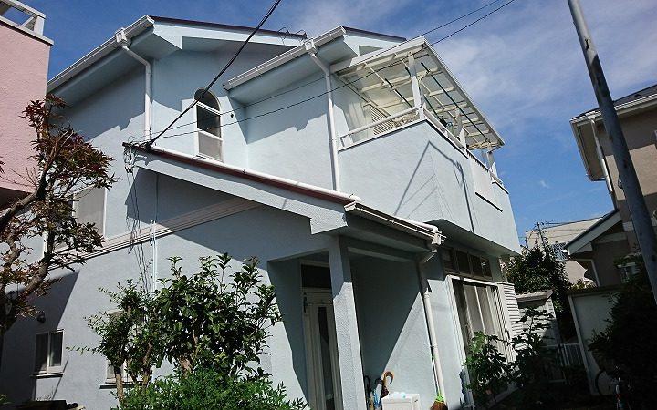 屋根・外壁塗装工事 久喜市H様