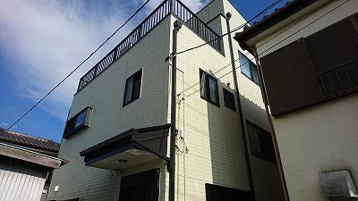 外壁塗装・防水工事 川越市S様邸