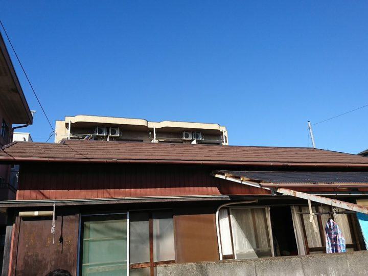 屋根工事坂戸市