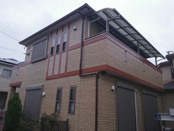 外壁・屋根塗装工事 坂戸市Y様邸