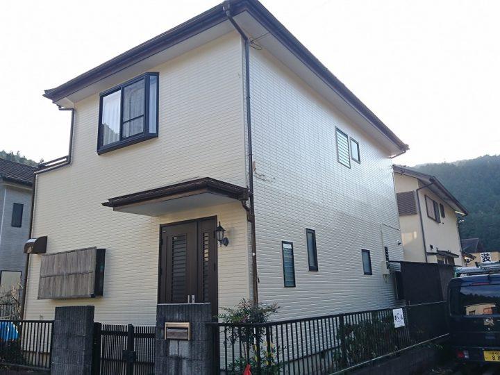 外壁・屋根 塗装工事 飯能市T様邸