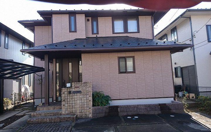 外壁・屋根塗装 坂戸市A様邸