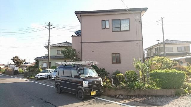 屋根カバー・外壁塗装工事 狭山市Y様邸