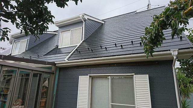 屋根・外壁塗装工事 狭山市M様邸