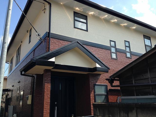 川越市 屋根・外壁塗装 Y様邸 プレミアムプラン