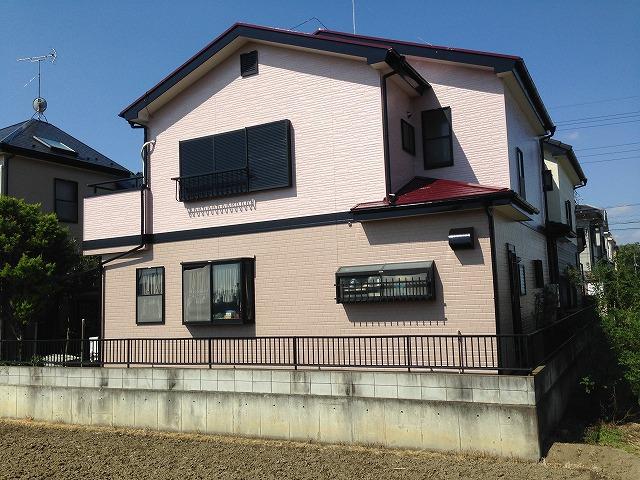 川越市 屋根・外壁塗装 O様邸 プレミアムプラン