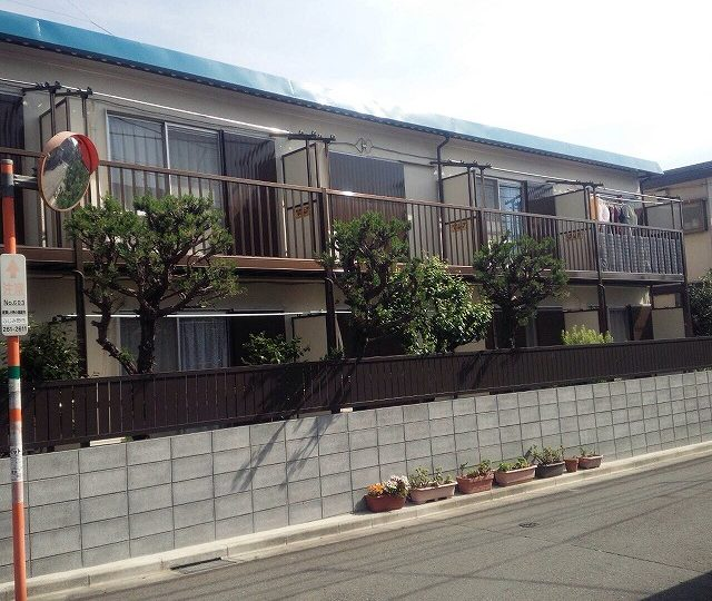 ふじみ野市 屋根・外壁塗装 Nハイツ プレミアムプラン