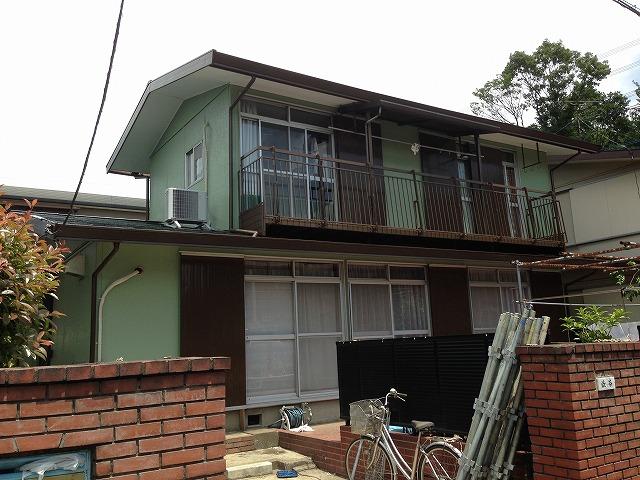 日高市 屋根・外壁塗装 S様邸 ハイクラスシリコンプラン