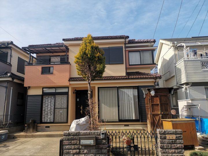 毛呂山町K様 外壁・屋根塗装工事