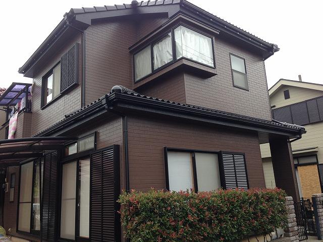 坂戸市 屋根・外壁塗装 T様邸 プレミアムプラン