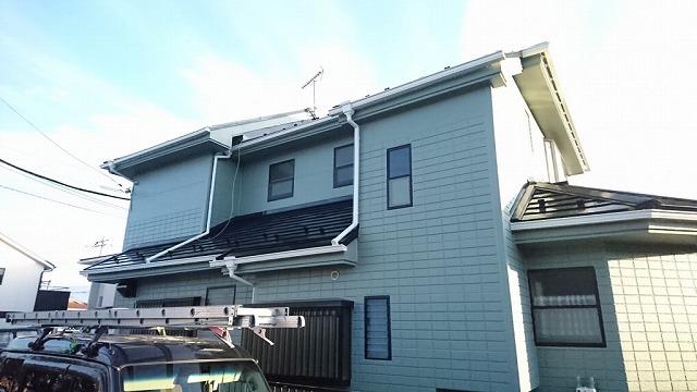 屋根・外壁塗装工事 飯能市S様邸