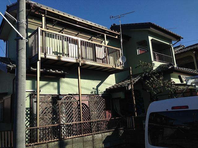 川越市 外壁塗装 H様邸 プレミアムプラン