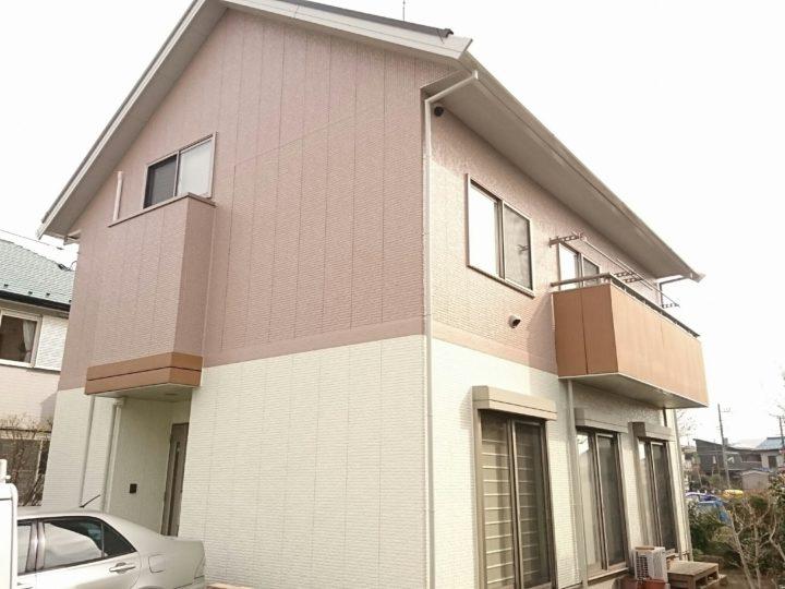 屋根・外壁塗装工事 飯能市A様邸