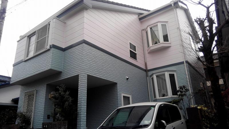 川越市屋根工事・外壁塗装