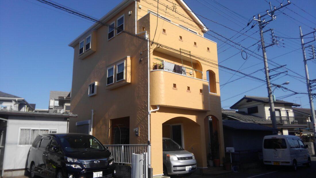川越市外壁塗装・屋根塗装