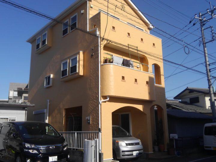 外壁塗装・屋根塗装川越市