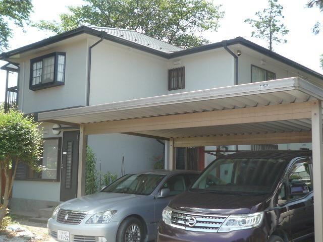 屋根塗装・外壁塗装鶴ヶ島市Y様