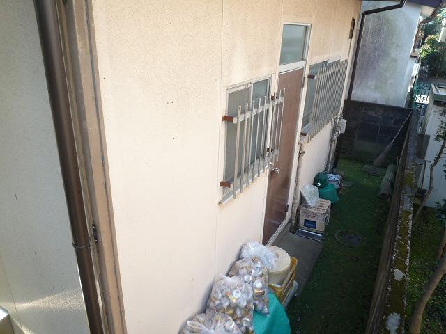 外壁汚れ経年劣化