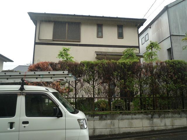 屋根カバー・外壁塗装工事 飯能市S様邸