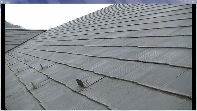 屋根経年劣化