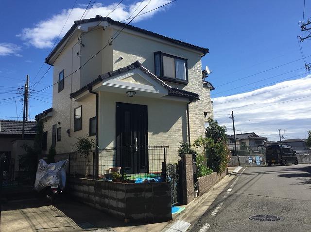 屋根・外壁塗装工事 狭山市M様