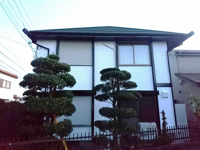 屋根カバー・外壁塗装工事 飯能市O様邸