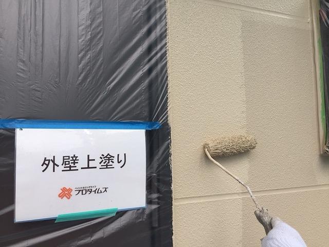 外壁塗装で防水復活