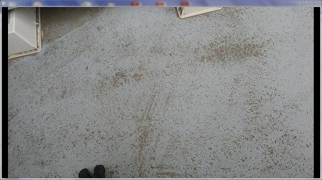ベランダ床防水劣化有