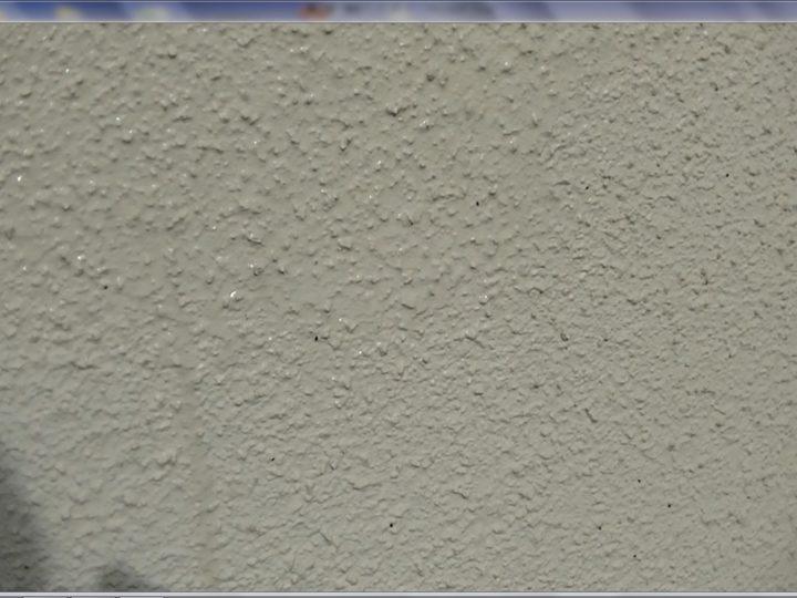 外壁塗膜防水切れ吸水